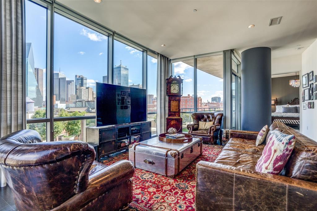 Sold Property | 2200 Victory Avenue #602 Dallas, Texas 75219 0