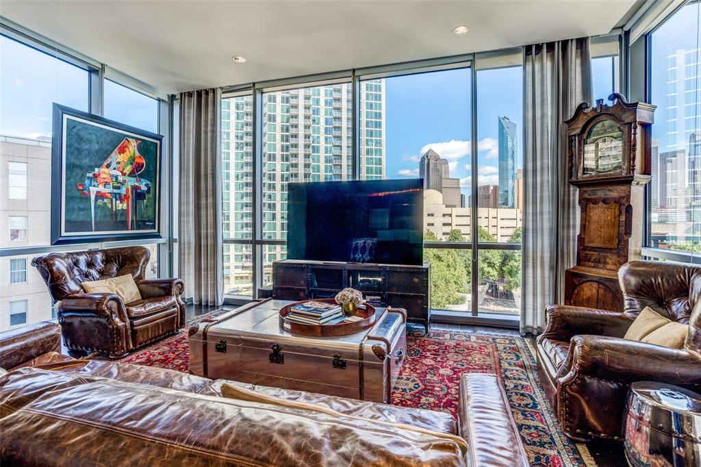 Sold Property | 2200 Victory Avenue #602 Dallas, Texas 75219 1