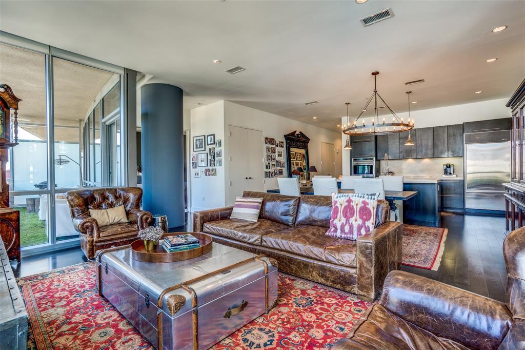 Sold Property | 2200 Victory Avenue #602 Dallas, Texas 75219 3