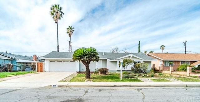 Closed | 860 N Marvin Drive San Bernardino, CA 92410 1