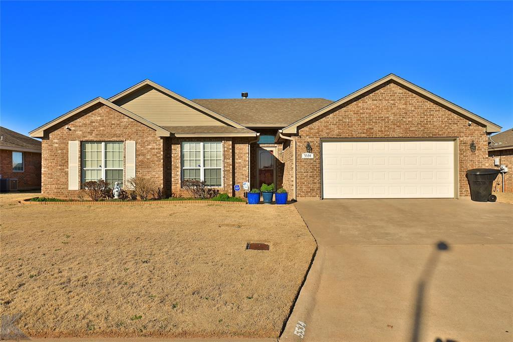 Sold Property | 5534 Cinderella Lane Abilene, TX 79602 1
