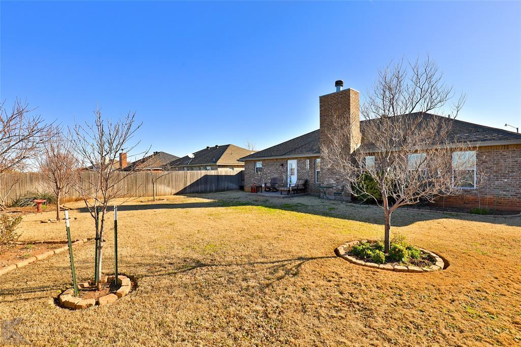 Sold Property | 5534 Cinderella Lane Abilene, Texas 79602 25