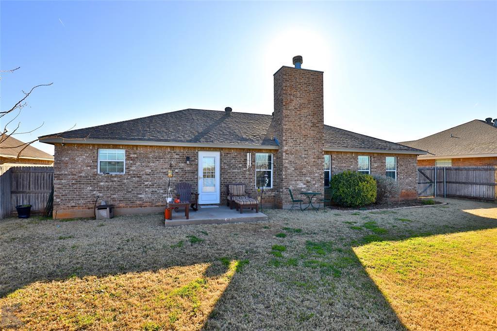 Sold Property | 5534 Cinderella Lane Abilene, Texas 79602 26