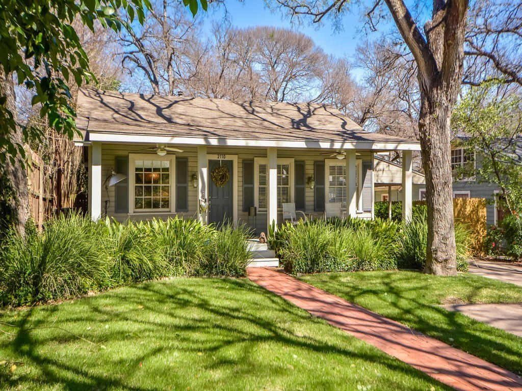 Leased | 2110 Woodmont  AVE Austin, TX 78703 0