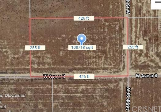 Closed | 0 Avenue A8 Trail /165 S Lancaster, CA 93536 2