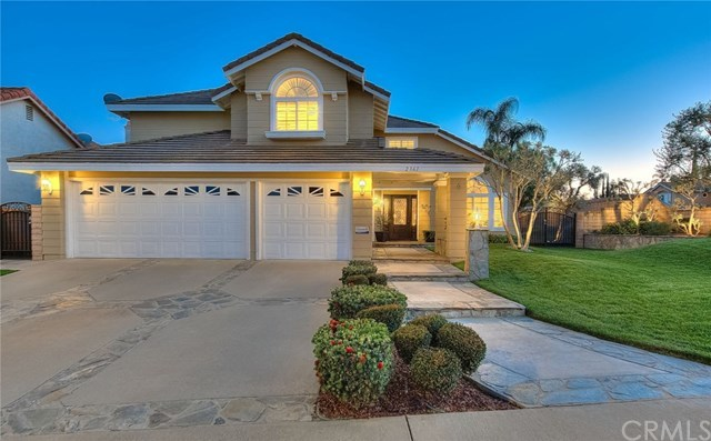 Closed | 2361 Olympic View Drive Chino Hills, CA 91709 1