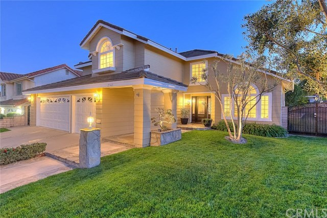 Closed | 2361 Olympic View Drive Chino Hills, CA 91709 2