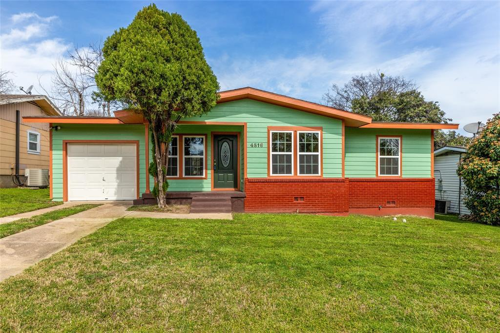 Sold Property | 4816 Flagstone Drive  Fort Worth, TX 76114 1