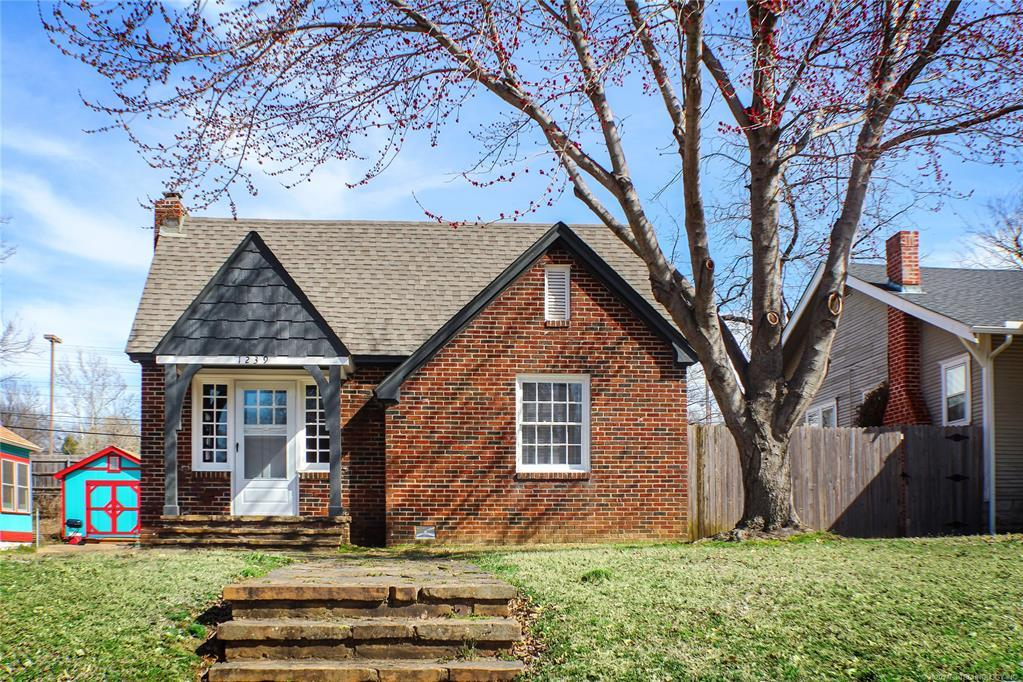 Property for Rent | 1239 S Gary Place Tulsa, OK 74104 0