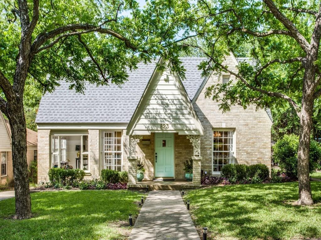 Sold Property | 823 Valencia Street Dallas, Texas 75223 0