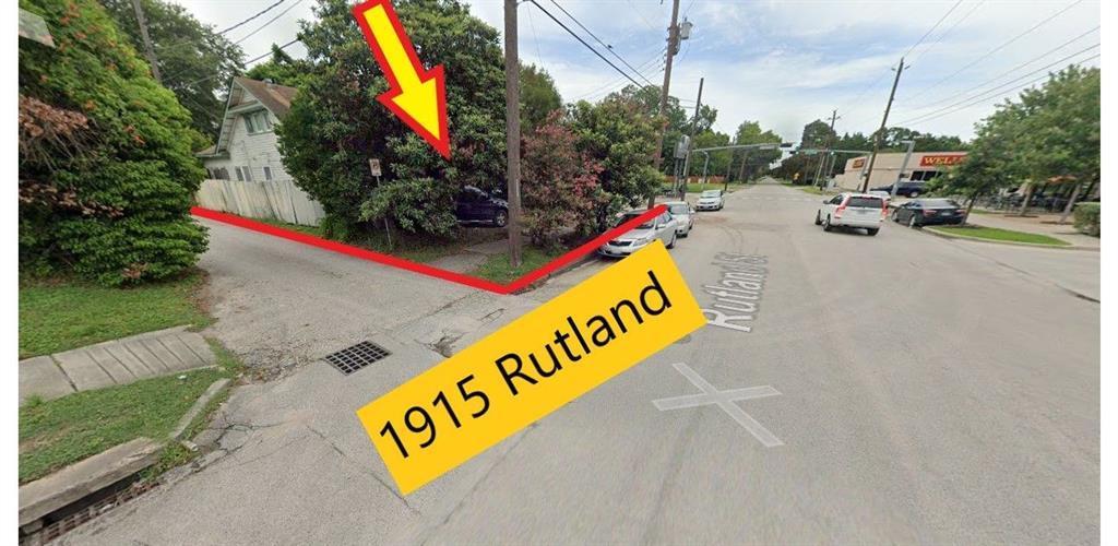 Active   1915 Rutland Street Houston, Texas 77008 0