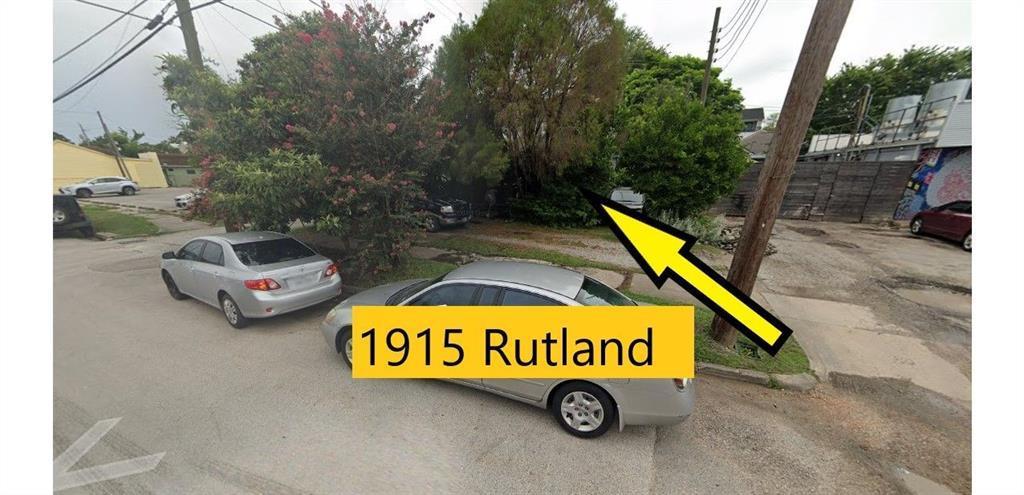 Active   1915 Rutland Street Houston, Texas 77008 1