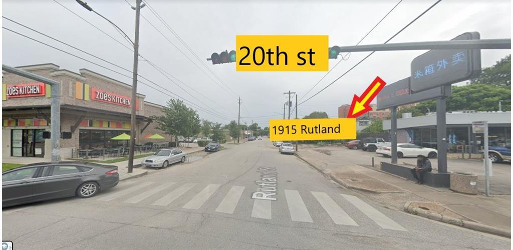 Active   1915 Rutland Street Houston, Texas 77008 3