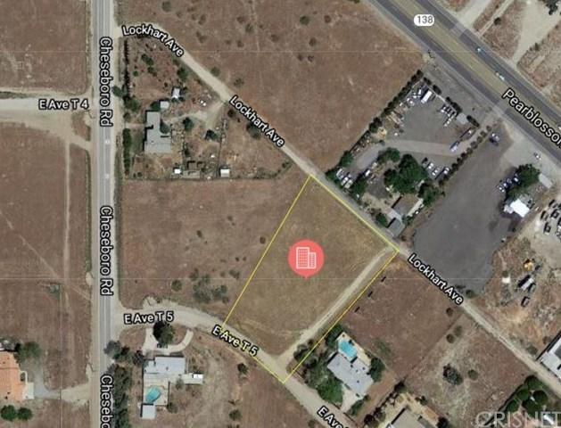 Closed | 0 Avenue T5 Littlerock, CA 93543 6
