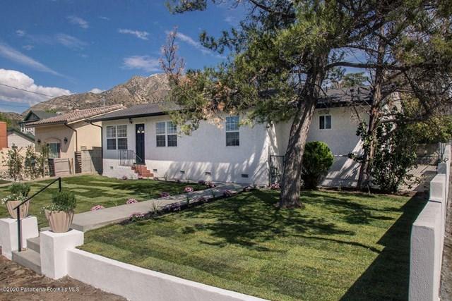 Pending   10504 Las Lunitas Avenue Tujunga, CA 91042 0