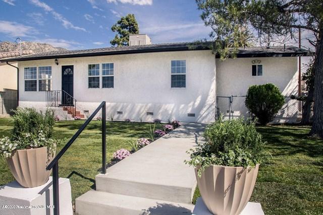 Pending   10504 Las Lunitas Avenue Tujunga, CA 91042 4