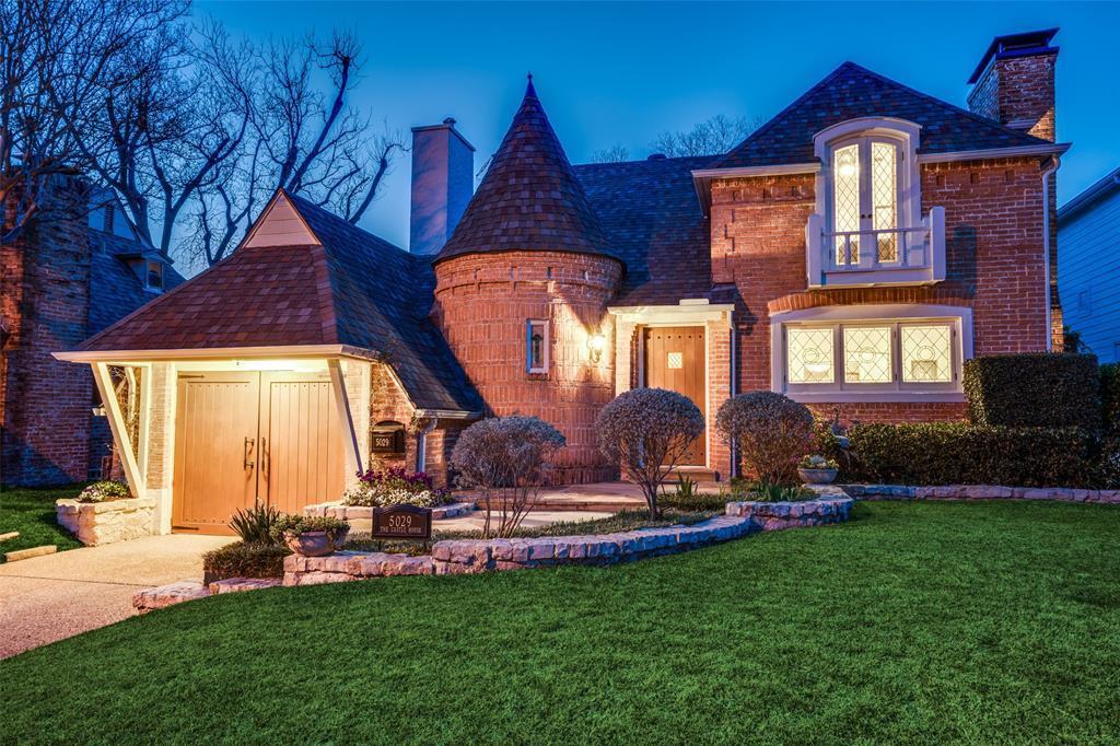 Sold Property | 5029 Milam Street Dallas, Texas 75206 0
