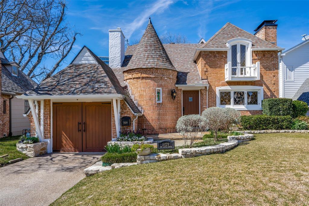 Sold Property | 5029 Milam Street Dallas, Texas 75206 2
