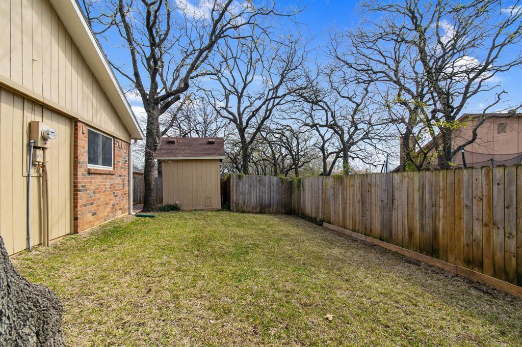 Sold Property | 2712 Scenic Hills Drive Bedford, TX 76021 29
