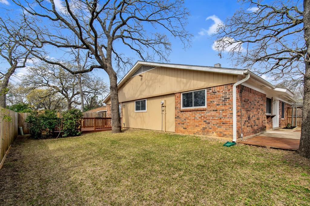 Sold Property | 2712 Scenic Hills Drive Bedford, TX 76021 30