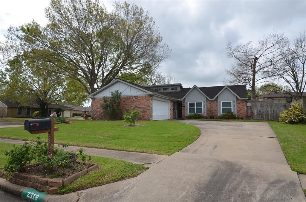 Off Market | 2318 Fairdale Court Court Richmond, TX 77406 1