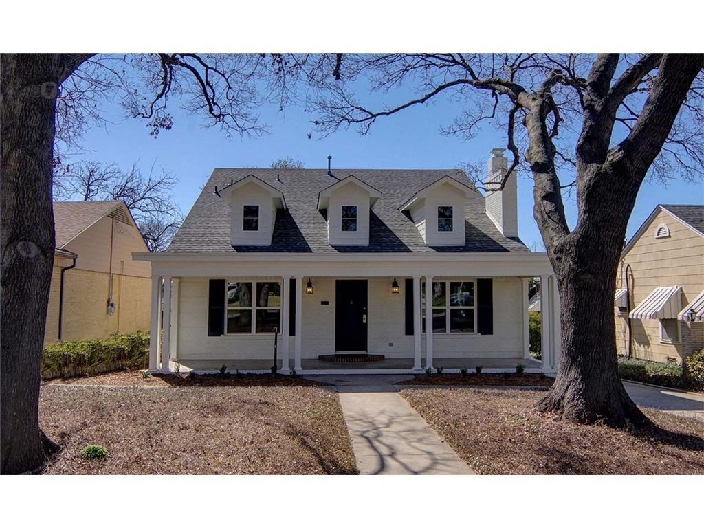 Sold Property | 4229 Lovell Avenue Fort Worth, TX 76107 0