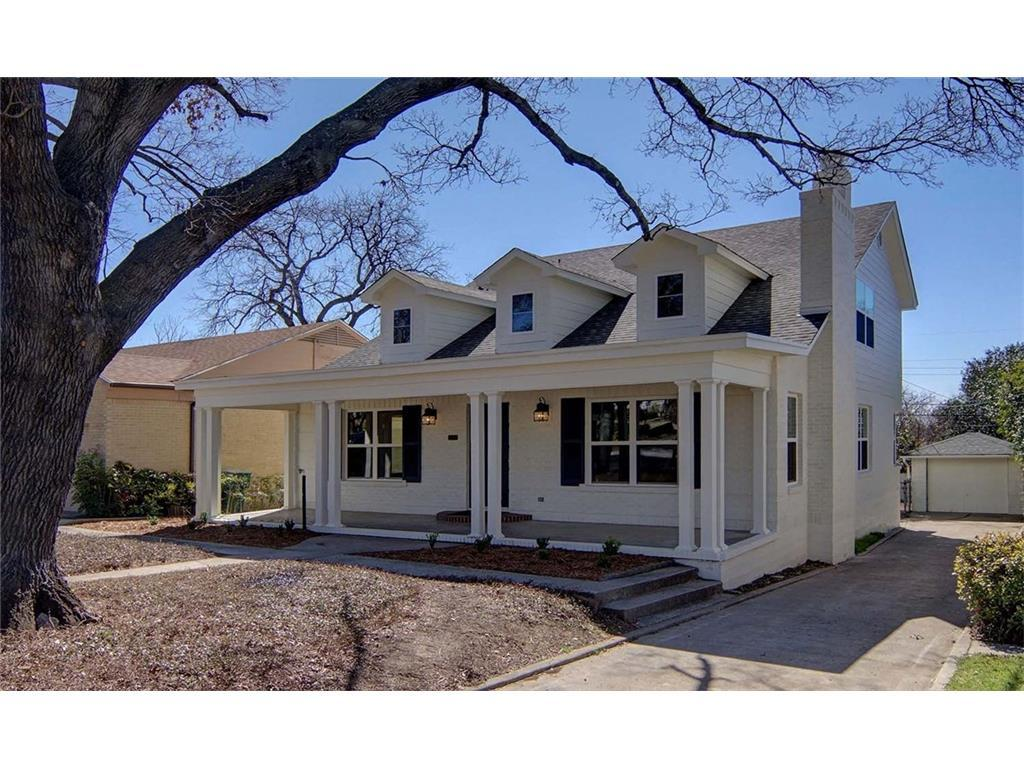 Sold Property | 4229 Lovell Avenue Fort Worth, TX 76107 2