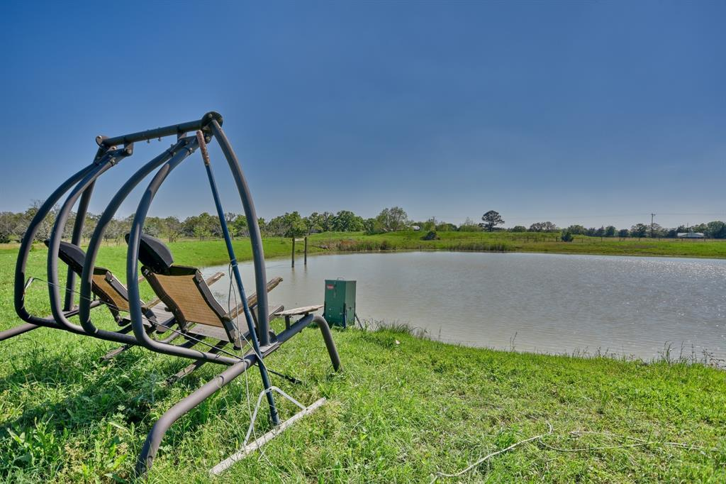 Stunning Round Top Home with Guest House, Pool, Pond - Fabulous!   2720 Finke  Road Round Top, TX 78954 14
