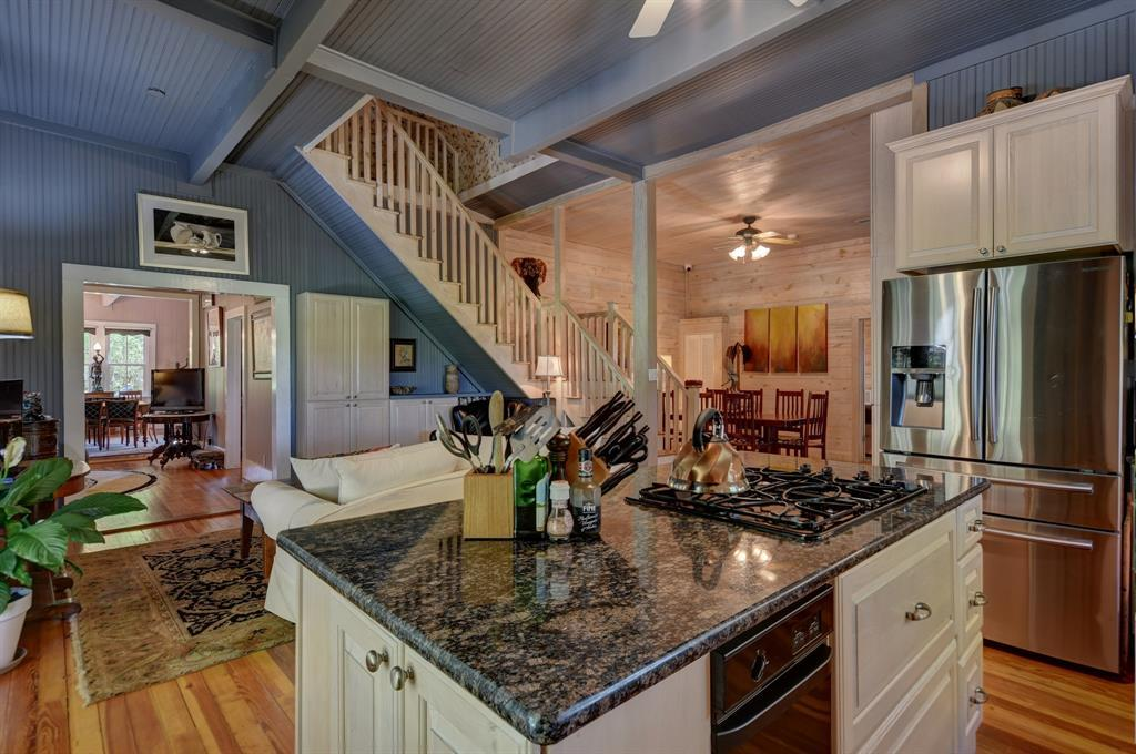 Stunning Round Top Home with Guest House, Pool, Pond - Fabulous!   2720 Finke  Road Round Top, TX 78954 15
