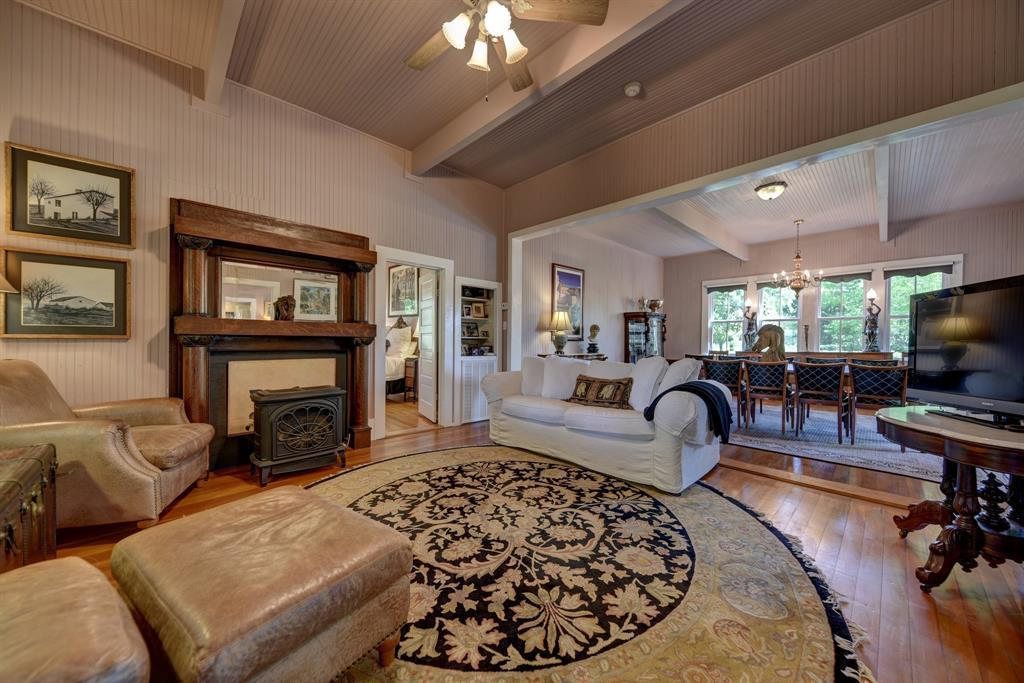 Stunning Round Top Home with Guest House, Pool, Pond - Fabulous!   2720 Finke  Road Round Top, TX 78954 17