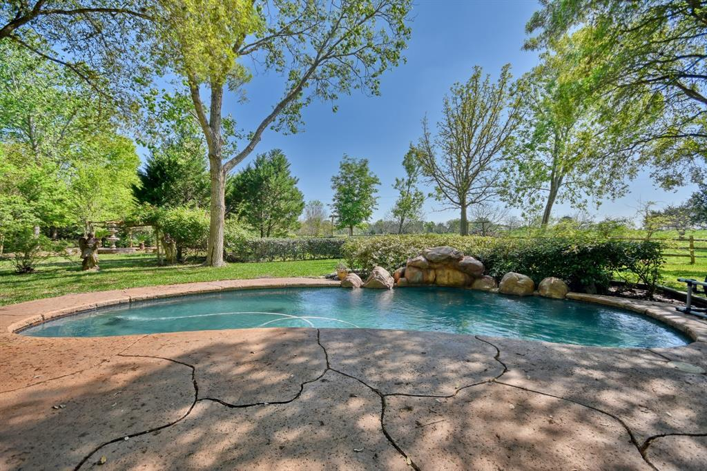 Stunning Round Top Home with Guest House, Pool, Pond - Fabulous!   2720 Finke  Road Round Top, TX 78954 5