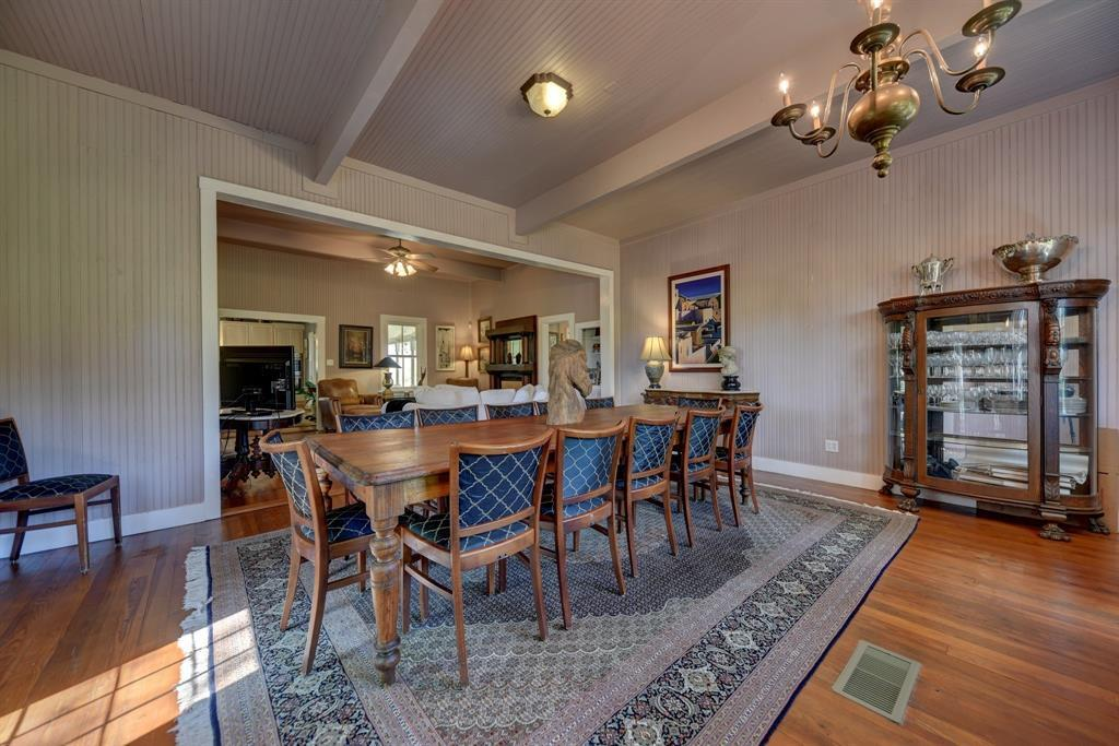 Stunning Round Top Home with Guest House, Pool, Pond - Fabulous!   2720 Finke  Road Round Top, TX 78954 24
