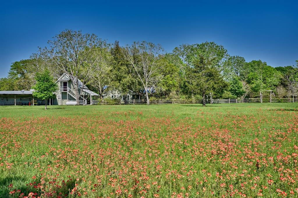 Stunning Round Top Home with Guest House, Pool, Pond - Fabulous!   2720 Finke  Road Round Top, TX 78954 32