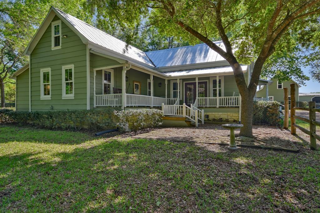 Stunning Round Top Home with Guest House, Pool, Pond - Fabulous!   2720 Finke  Road Round Top, TX 78954 6