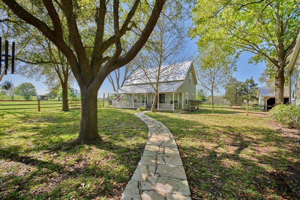 Stunning Round Top Home with Guest House, Pool, Pond - Fabulous!   2720 Finke  Road Round Top, TX 78954 38