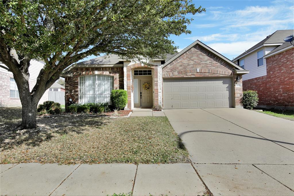 Sold Property | 4601 Gila Bend Lane Fort Worth, TX 76137 0