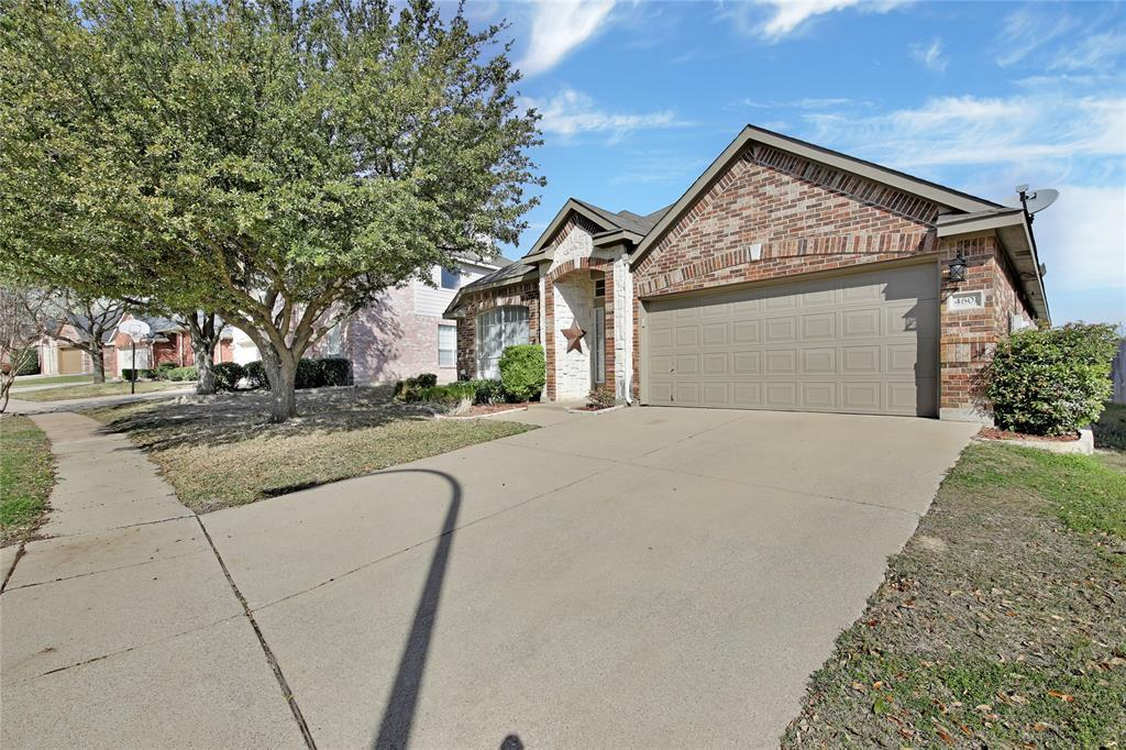 Sold Property | 4601 Gila Bend Lane Fort Worth, TX 76137 1