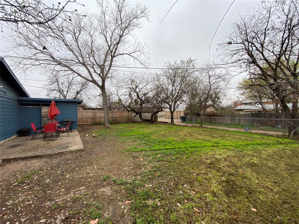 Sold Property | 2518 S 28th Street Abilene, Texas 79605 21