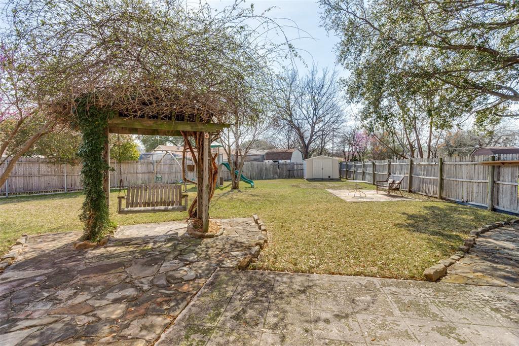 Sold Property | 1824 Tobie Layne Street Benbrook, TX 76126 20