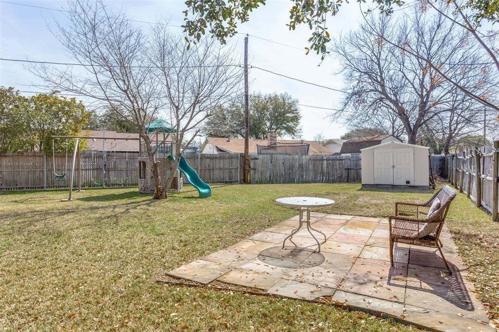Sold Property | 1824 Tobie Layne Street Benbrook, TX 76126 21