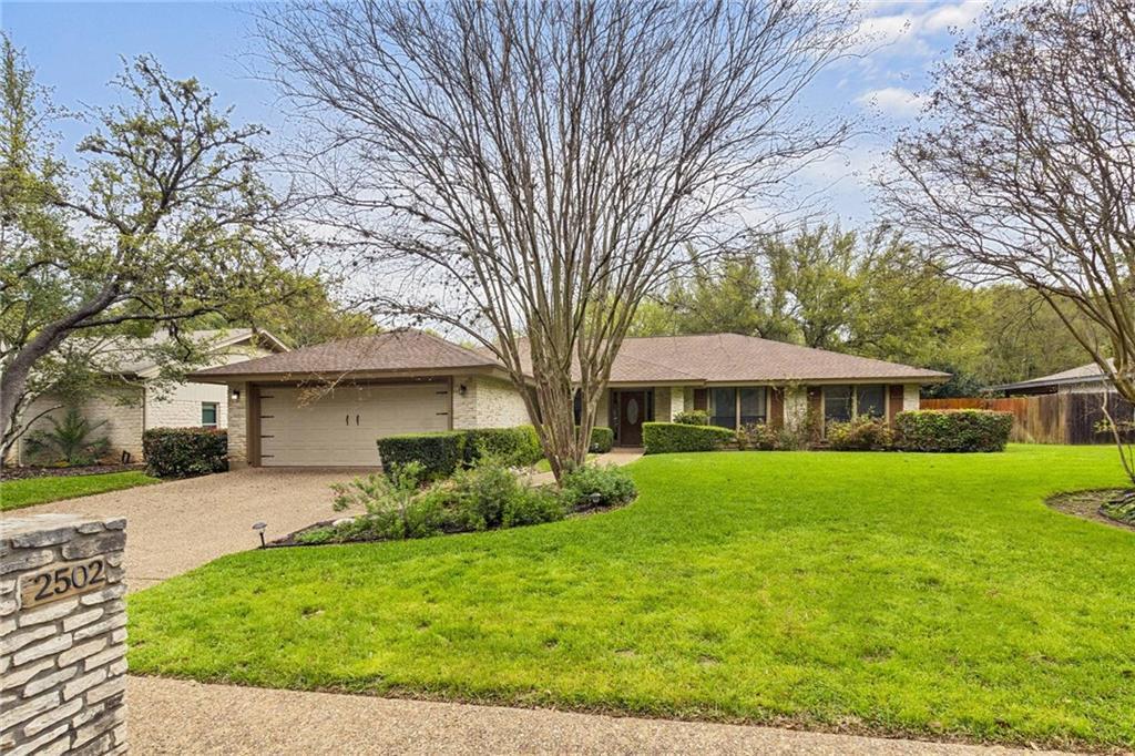 Sold Property | 2502 Royal Lytham  DR Austin, TX 78747 1