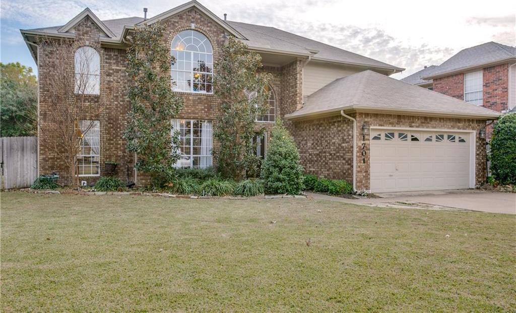 Sold Property | 1701 Altacrest Drive Grapevine, Texas 76051 0