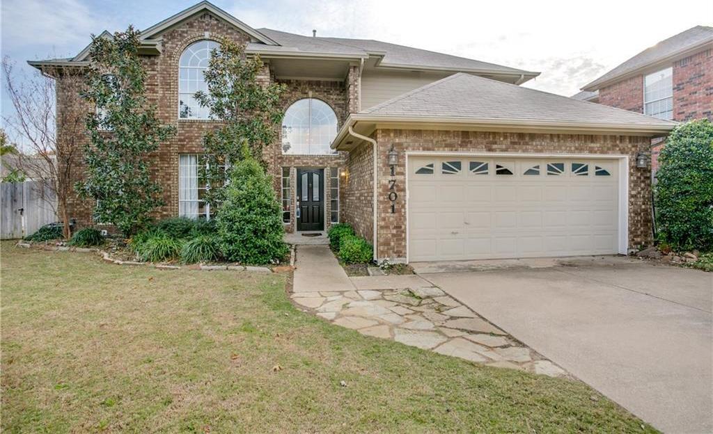 Sold Property | 1701 Altacrest Drive Grapevine, Texas 76051 1