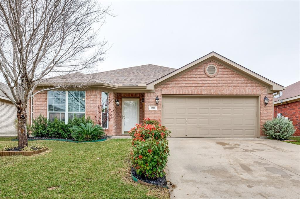 Sold Property | 9067 Rushing River Drive Fort Worth, TX 76118 1