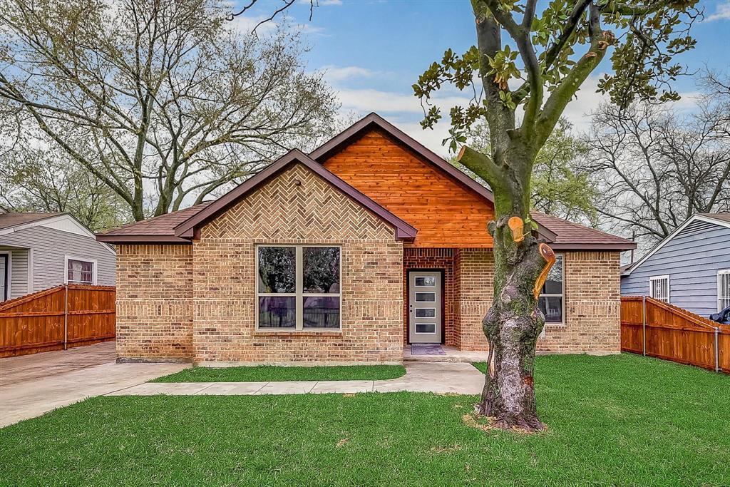 Sold Property   2425 Fordham Road Dallas, TX 75216 0