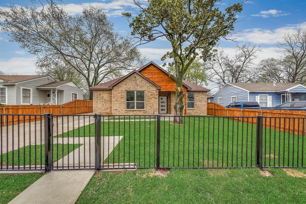 Sold Property   2425 Fordham Road Dallas, TX 75216 1