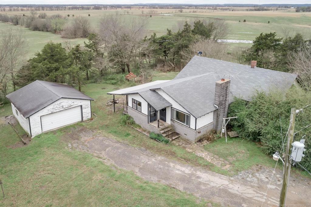 Oklahoma Fixer Upper | 436055 E 340 Road Big Cabin, OK 74332 1