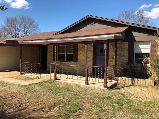Property for Rent | 10312 E Crisler Avenue McAlester, OK 74501 1