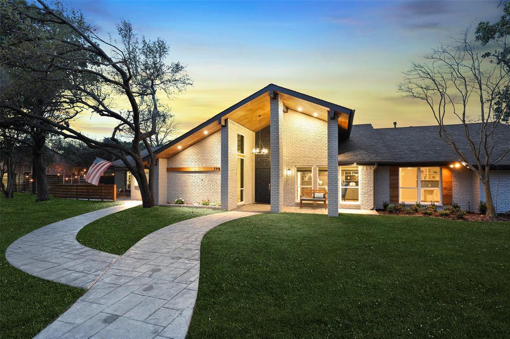 Dallas Luxury Real Estate | 7719 Maplecrest Drive Dallas, Texas 75254 2
