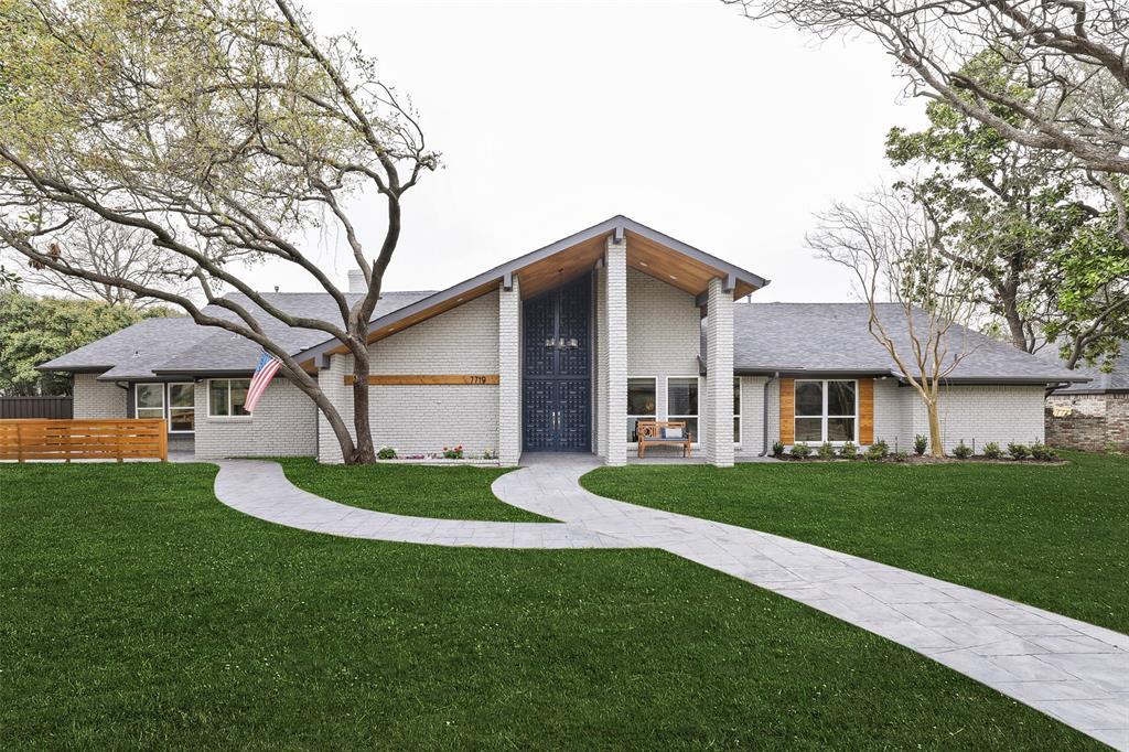 Dallas Luxury Real Estate | 7719 Maplecrest Drive Dallas, Texas 75254 4